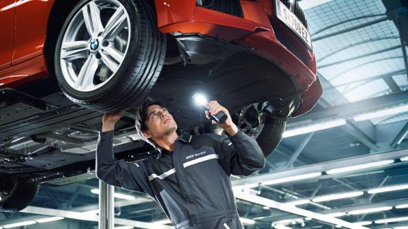 BMW Frühjahrscheck